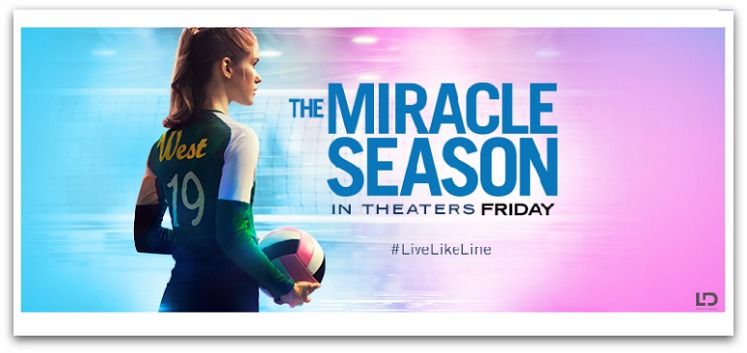See The Miracle Season in Theaters and Enter Giveaway Here!