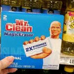 Mr. Clean Magic Eraser 2-pk $1.39 at Homland & Country Mart