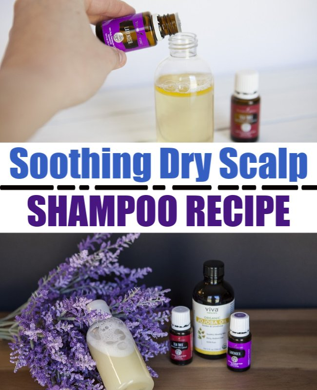 SOOTHING DRY SCALP SHAMPOO