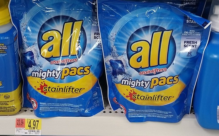All Mighty Pacs 1¢ at Dollar General! *EXPIRED*