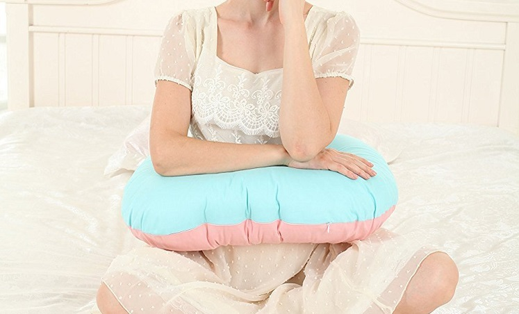 Amazon: Breastfeeding Pillow Only $10.19 After Code