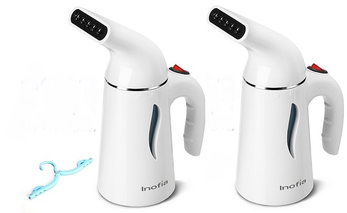 amazon  inofia new design fabric steamer  10 99 w  promo code
