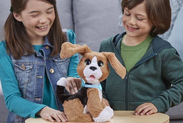 FurReal Chatty Charlie Barking Beagle Just $9.98 (Reg. $49.99) Shipped