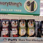 New $1.00/2 Gerber Snacks =  50¢ Puffs at Dollar Tree