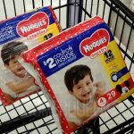 Huggies Jumbo Pack Diapers $4.98 at Crest Foods!