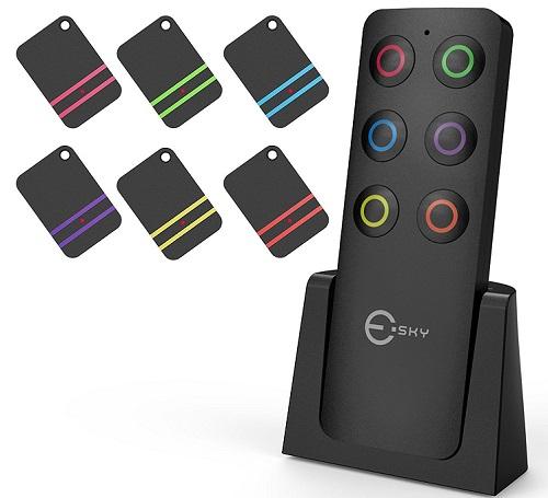Amazon: Esky Remote Control Wireless Key Finder $20.99