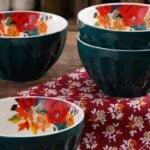 The Pioneer Woman 4-ct. Latte Bowl Set Only $9.97 at Walmart
