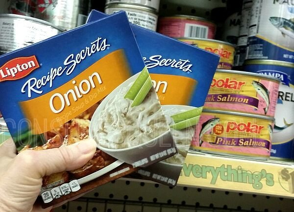Lipton onion soup mix
