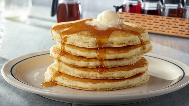 IHOP Now Offering All You Can Eat Pancakes Menu Options!