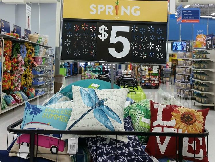 Cute Patio Toss Pillows Only 5 00 Each At Walmart