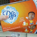 Puffs Facial Tissues as Low as 29¢ at Homeland & Country Mart