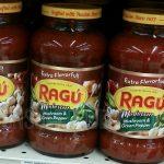 Ragu Family Size Pasta $2.09 at Target + Walmart Deal