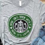 Women's Starbucks Inspired Tees Only $18.98 (or Less) Shipped
