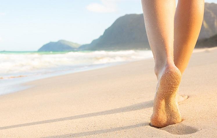 summer ready feet