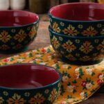 The Pioneer Woman Vintage Bowl 4-Piece Set Only $9.99