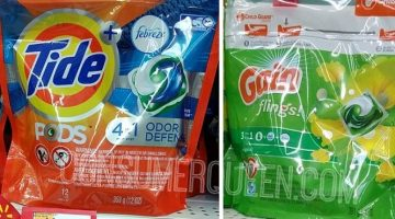 Gain Flings & Tide Pods Only $1.94 (Maybe $1.69) at CVS This Week!