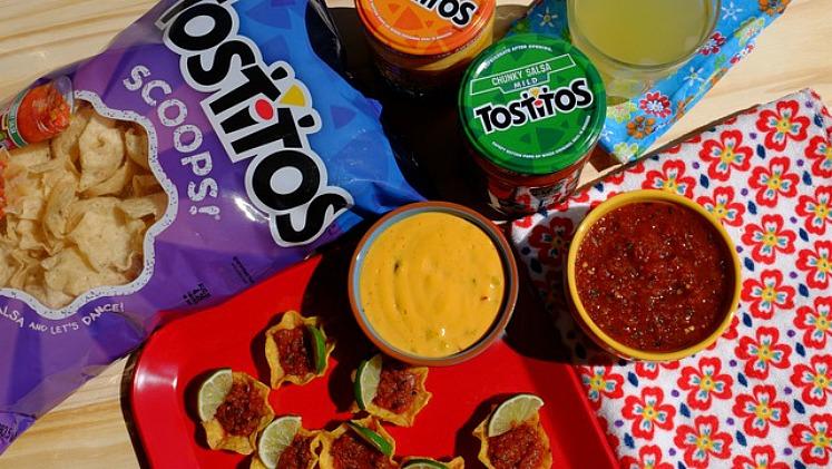Tostitos Chips or Dip Only $2.25 at Target Thru 5/5