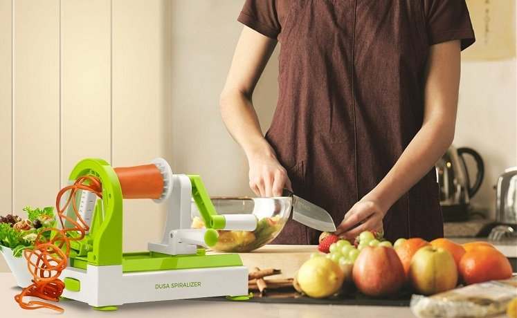 Amazon: DUSA Spiralzer Vegetable Slicer $18.89 W/Promo Code