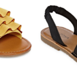 Women's Sandals Buy One, Get Two FREE at JCPenny