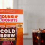 Free Sample of Dunkin Donuts at Home -Cold Brew!