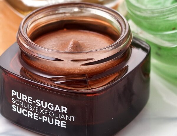 pure-sugar scrub
