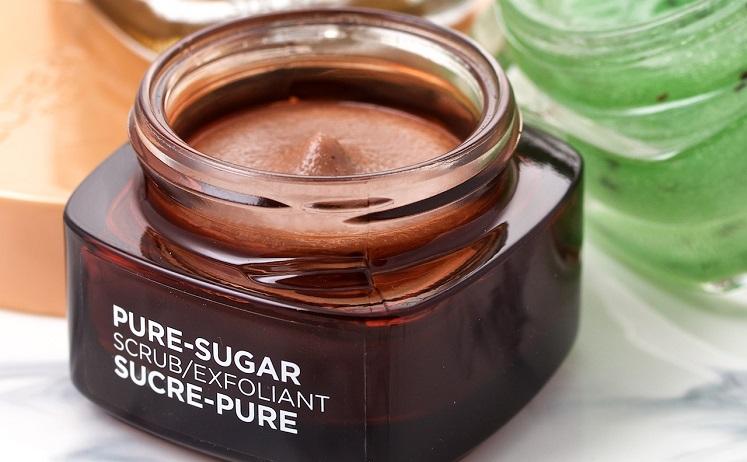 FREE L'Oréal Paris Pure-Sugar Scrub Sample – Get Yours!