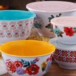 Pioneer Woman Nesting Mixing Bowl Set $25 (Reg. $49) at Walmart