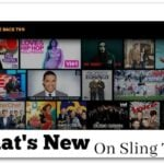Sling TV: New Channels Added!