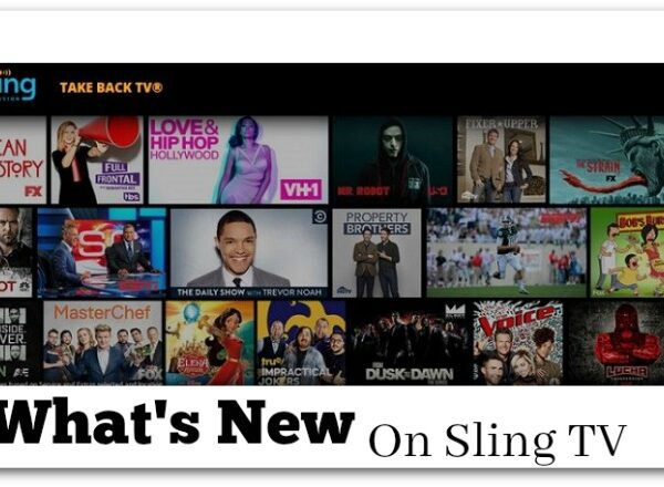 Sling TV: New Channels and Onboarding Process!