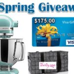 Group Blogger Spring Giveaway