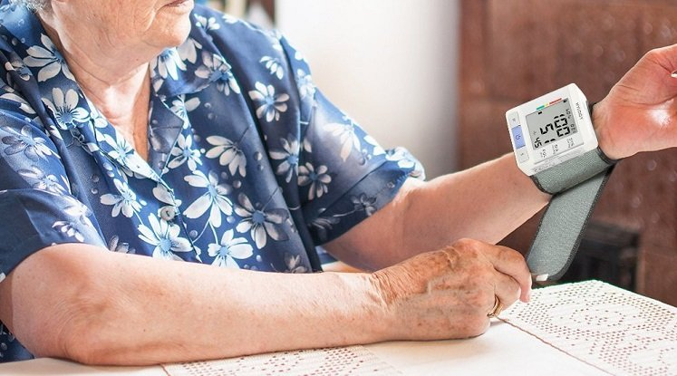 Amazon: Hylogy Wrist Blood Pressure Monitor $9.88 W/Promo Code