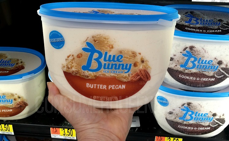 Blue Bunny Ice Cream as Low as $2.00 at Walmart