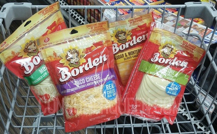 Borden Cheese Only $1.00 at Homeland & Country Mart (Starts 7/10)