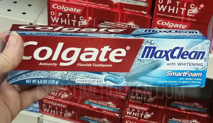 Free Colgate Toothpaste at CVS – No ExtraBucks Involved