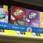 Wylers, Crush, Diet Snapple & More Drink Mixes Only 75¢