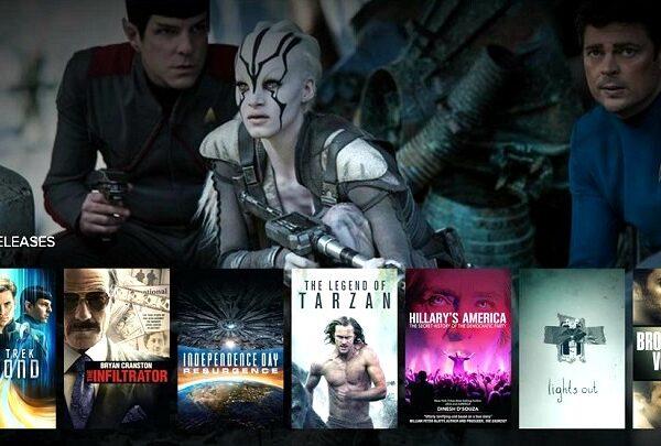 free movie rental