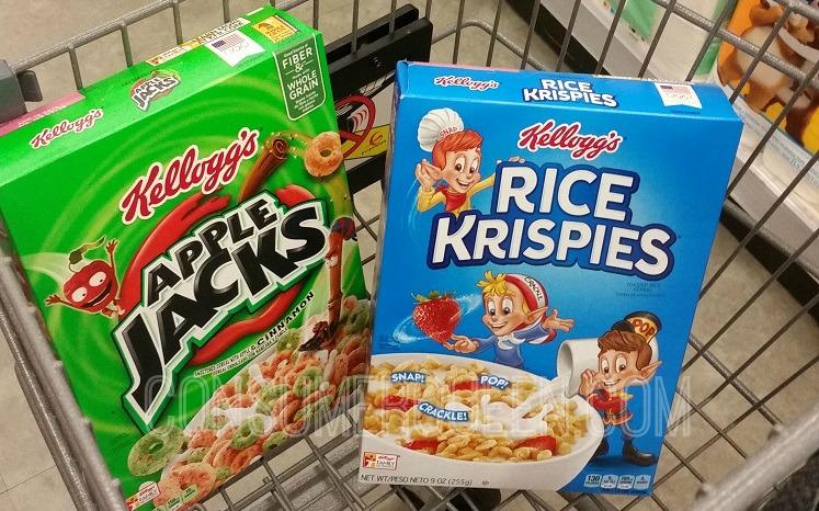 Kellogg's Rice Krispies Cereal as Low as $1.26 a Box at Walgreens