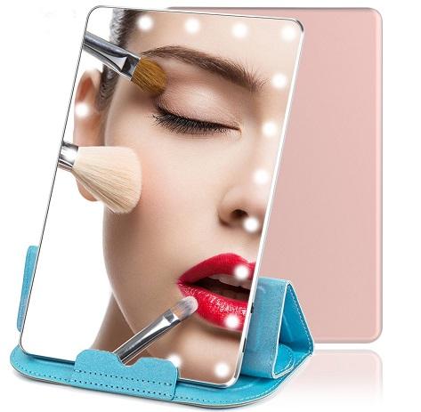 Amazon: Makeup Mirror with Lights $14.99 W/Promo Code