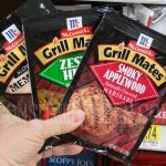 THREE McCormick Grill Mates FREE at Walmart After Cash Back