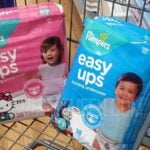 Pampers Easy Ups $2.97 at Crest Foods After Cash Back