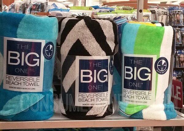 big one beach towels