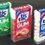Tic Tac Gum 24¢ at Target, 30¢ at CVS After Cash Back