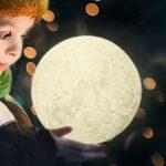 Amazon: Globalstore 3D Moon Lamp $8.80 (Regularly $21.99!)
