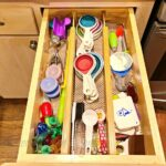 Get Organized with Bamboo Utensil Drawer Dividers