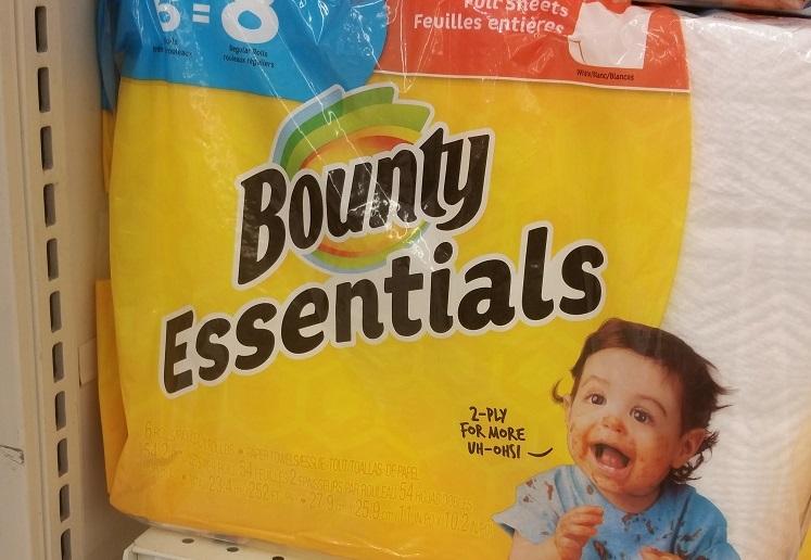 Dollar General: Bounty Essentials 24¢ per Roll After Ibotta Rebate!