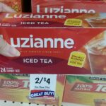 Nice Price on Luzianne Tea at Homeland & Country Mart