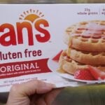 Van's Waffles Only 72¢ Per Box at Walmart After Cash Back