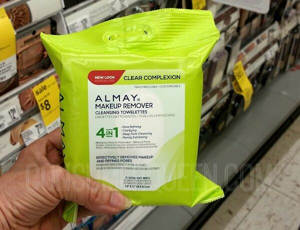 almay cosmetics wipes walgreens
