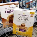 Crunchmaster Crackers FREE + Profit at Walmart After Cash Back
