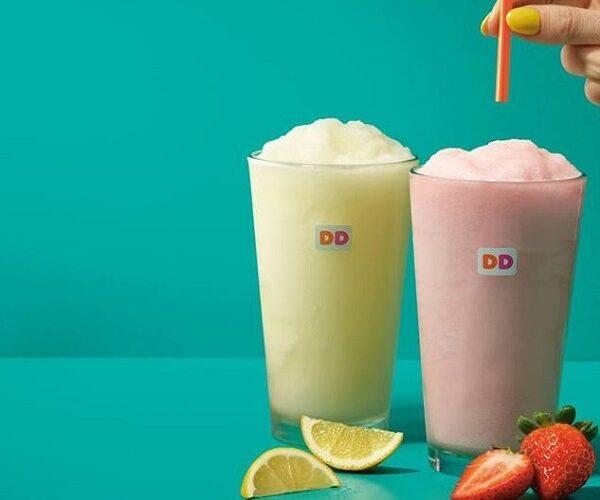 frozen lemonade sample